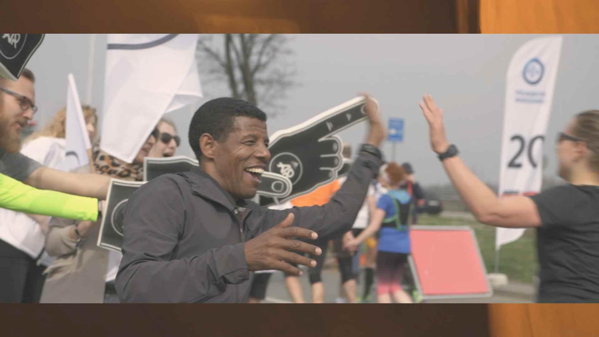 Adidas Runners Warsaw – Recode Running Festival